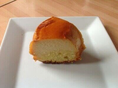 How to bake a sponge cake. Flancocho Puerto Rican Flan Cake - Step 9