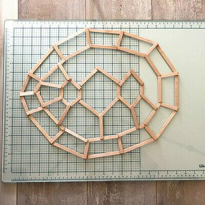 How to make a decoration. Geometric Tortoise - Step 4