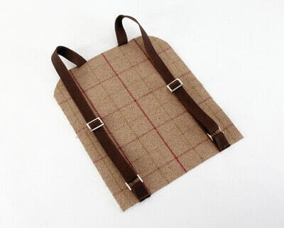 How to make a backpack. Bear Pocket Backpack - Step 15