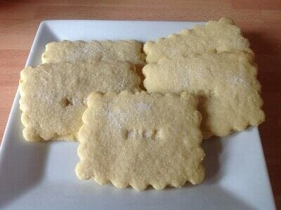 How to cook a baked treat. Nice Biscuits  - Step 5