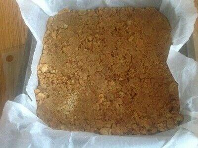 How to bake a bar / slice. 7th Heaven Bars - Step 1