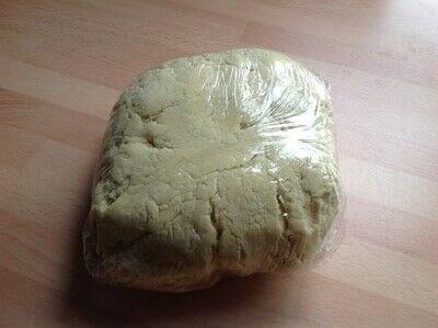 How to bake a sweet pie / sweet tart. Cornflake Tart - Step 2