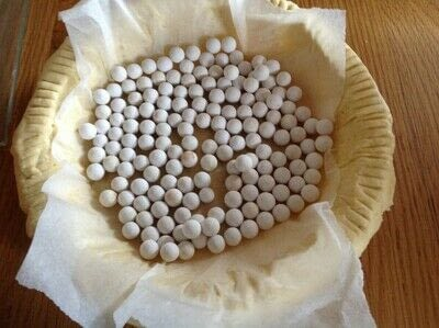 How to bake a sweet pie / sweet tart. Cornflake Tart - Step 3