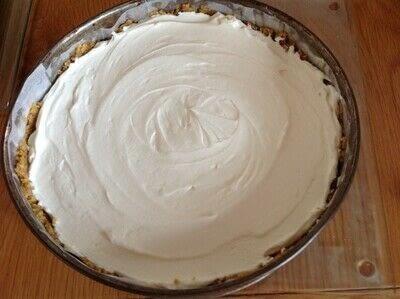 How to bake a cheesecake. Salted Caramel Cheesecake  - Step 8
