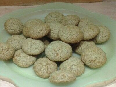 How to bake a cookie. Danish Peppernodder Cookies  - Step 6
