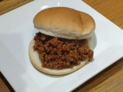 How to cook a beef dish. Quick Sloppy Joes - Step 3