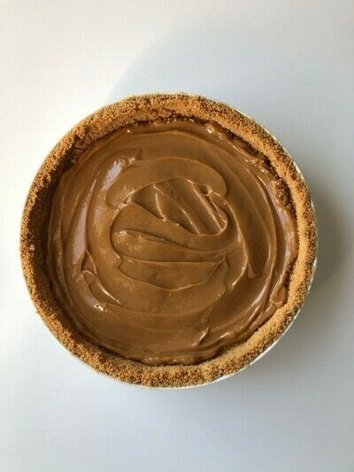 How to bake a banana pie. Banoffee Pie - Step 3