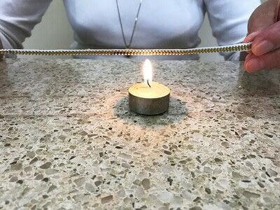 How to make a zipper bracelet. Zipper Bracelet - Step 3