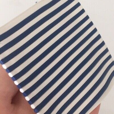 How to make a clay. Making Perfect Polymer Clay Stripes - Step 7