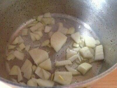 How to cook a chowder. Corn Chowder  - Step 1