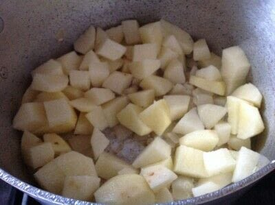 How to cook a chowder. Corn Chowder  - Step 2
