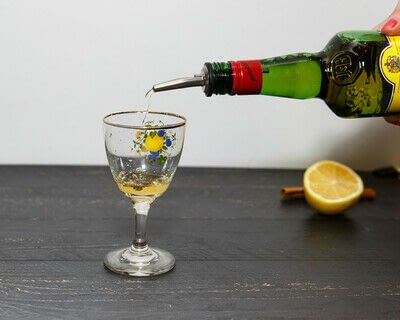 How to mix a Hot Toddy cocktail. Scotch Toddy - Step 1
