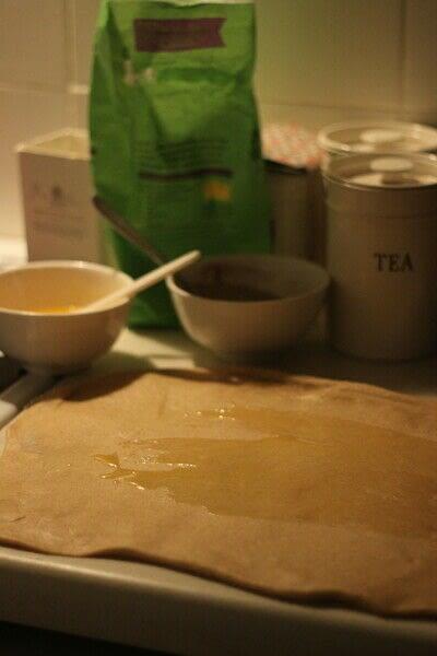 How to bake a cinnamon roll. Sunday Cinnamon Rolls - Step 3