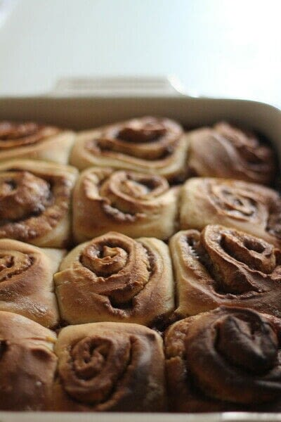 How to bake a cinnamon roll. Sunday Cinnamon Rolls - Step 5