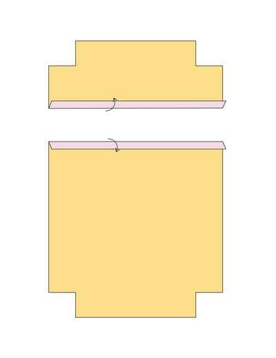 How to make a sling bag. Rosie Cross Shoulder Bag - Step 13