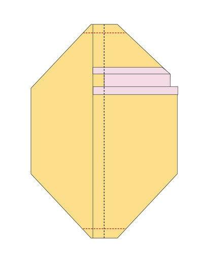 How to make a sling bag. Rosie Cross Shoulder Bag - Step 15