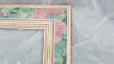How to make a chalkboard. Upcycle A Picture Frame Into A Black Boards - Step 1