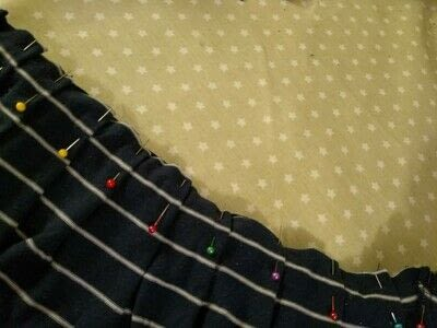 How to recycle a t-shirt skirt. Upcycle Tshirt Dress Into Suspender Skirt - Step 6