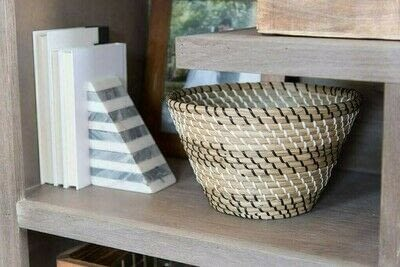How to make a bookcase / cubby. How To Style Bookshelves - Step 4