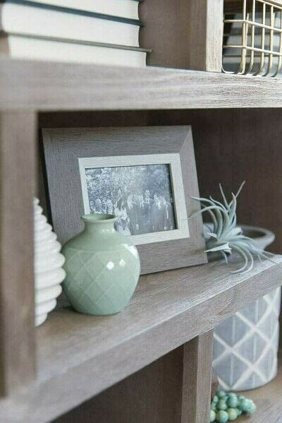 How to make a bookcase / cubby. How To Style Bookshelves - Step 5