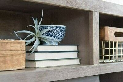 How to make a bookcase / cubby. How To Style Bookshelves - Step 7