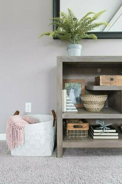 How to make a bookcase / cubby. How To Style Bookshelves - Step 15