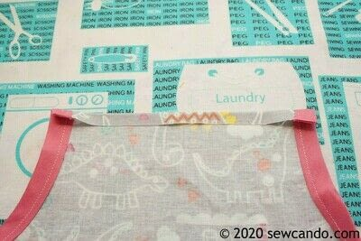 How to sew a romper. Easy Any Size Baby Bubble Romper - Step 8