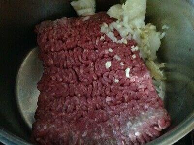How to cook a beef dish. John Wayne Casserole  - Step 1