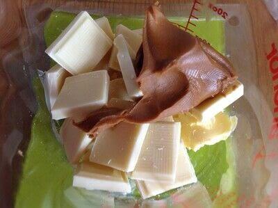 How to make fudge. Biscoff Fudge - Step 1