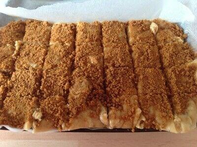 How to make fudge. Biscoff Fudge - Step 6