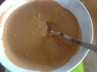 How to bake a bar / slice. Peanut Butter & Cornflake Slice - Step 4