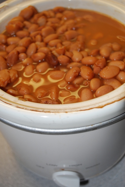 How to cook beans. Cook Pinto Beans  - Step 7