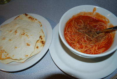 """How to cook soup. Mexican """"Soupa"""" Fideo - Step 7"""