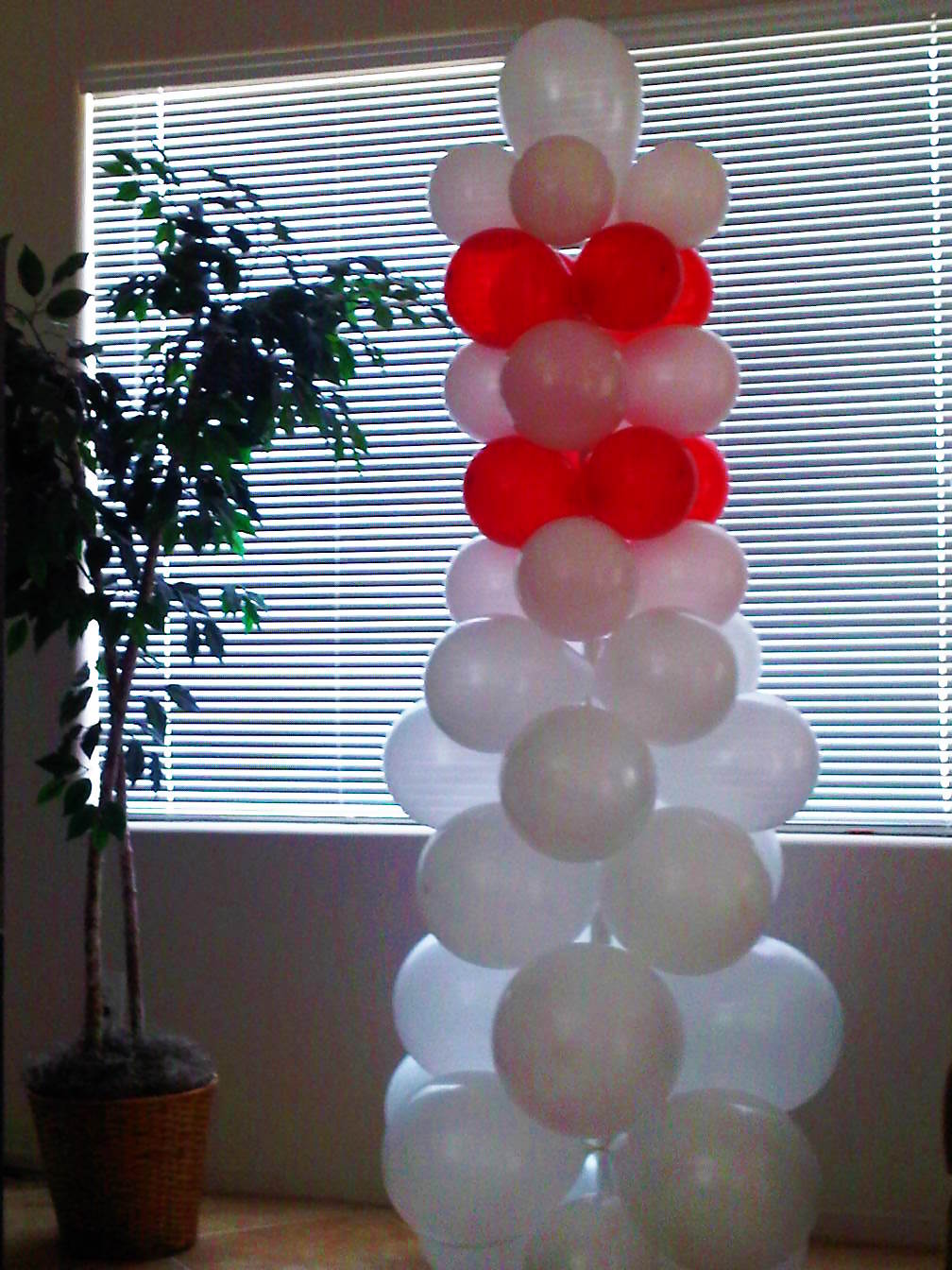 Bowling pin balloons - Bowling Pin Balloons 5