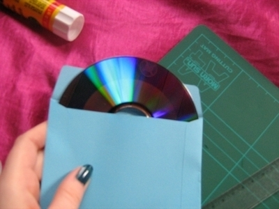 How to make a cd covers & mixtapes. Cd/Dvd Covers - Step 6