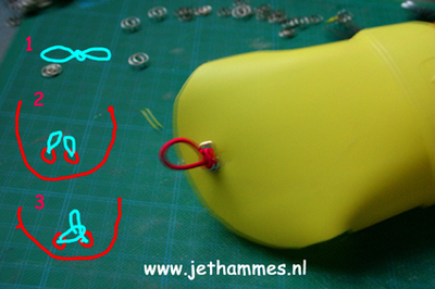 How to make an embellished pouch. Mini Pouch Of A Bleachbottle - Step 10