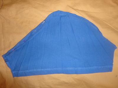 How to sew a t-shirt dress. T Shit Dress  - Step 4