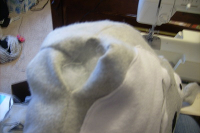 How to make a bear plushie. Totoro Pillow Plushy  - Step 7