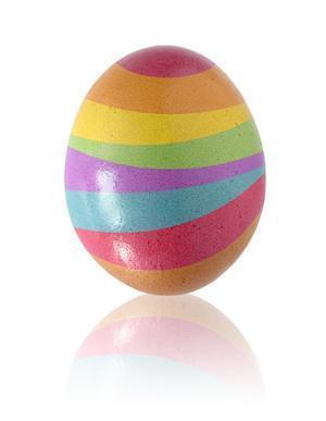 How to make a decorative egg. Surprising Eggs. - Step 3