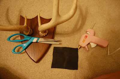 How to make a taxidermy mount. Diy Deer Antler Necklace Rack - Step 1