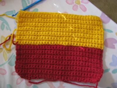 Gryffindor Scarf How To Knit Or Crochet A Stripy Scarf Crochet