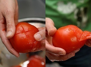How to make a sauce. Tomato Sauce From Scratch - Step 5