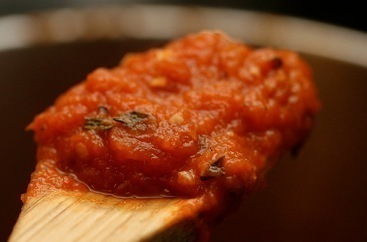 How to make a sauce. Tomato Sauce From Scratch - Step 10
