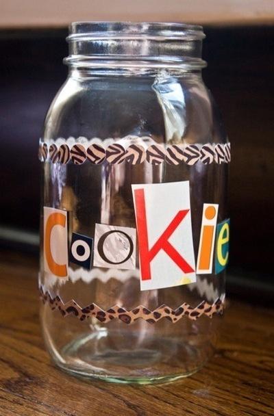 How to bake a cookie. Punk Rock Cookie Jar - Step 10