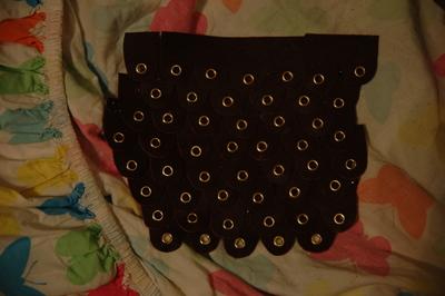 How to make a handbag. Diy Kate Spade Owl Purse, Version 2 - Step 5
