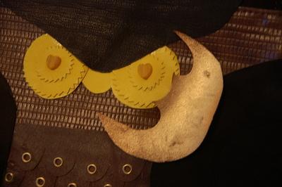 How to make a handbag. Diy Kate Spade Owl Purse, Version 2 - Step 8