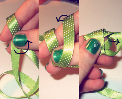 How to make a bow bracelet. Easy Ettika Bow Bracelet - Step 2