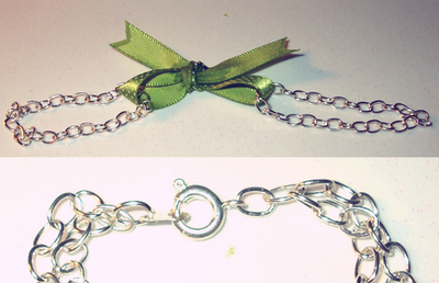 How to make a bow bracelet. Easy Ettika Bow Bracelet - Step 6