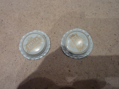 How to make a bottle cap pendant. Vintage Look Bottle Top Locket - Step 6