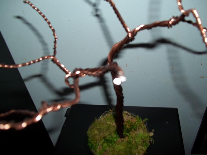 Wire Jewelry Tree · How To Make A Jewelry Tree · Art, Decorating ...